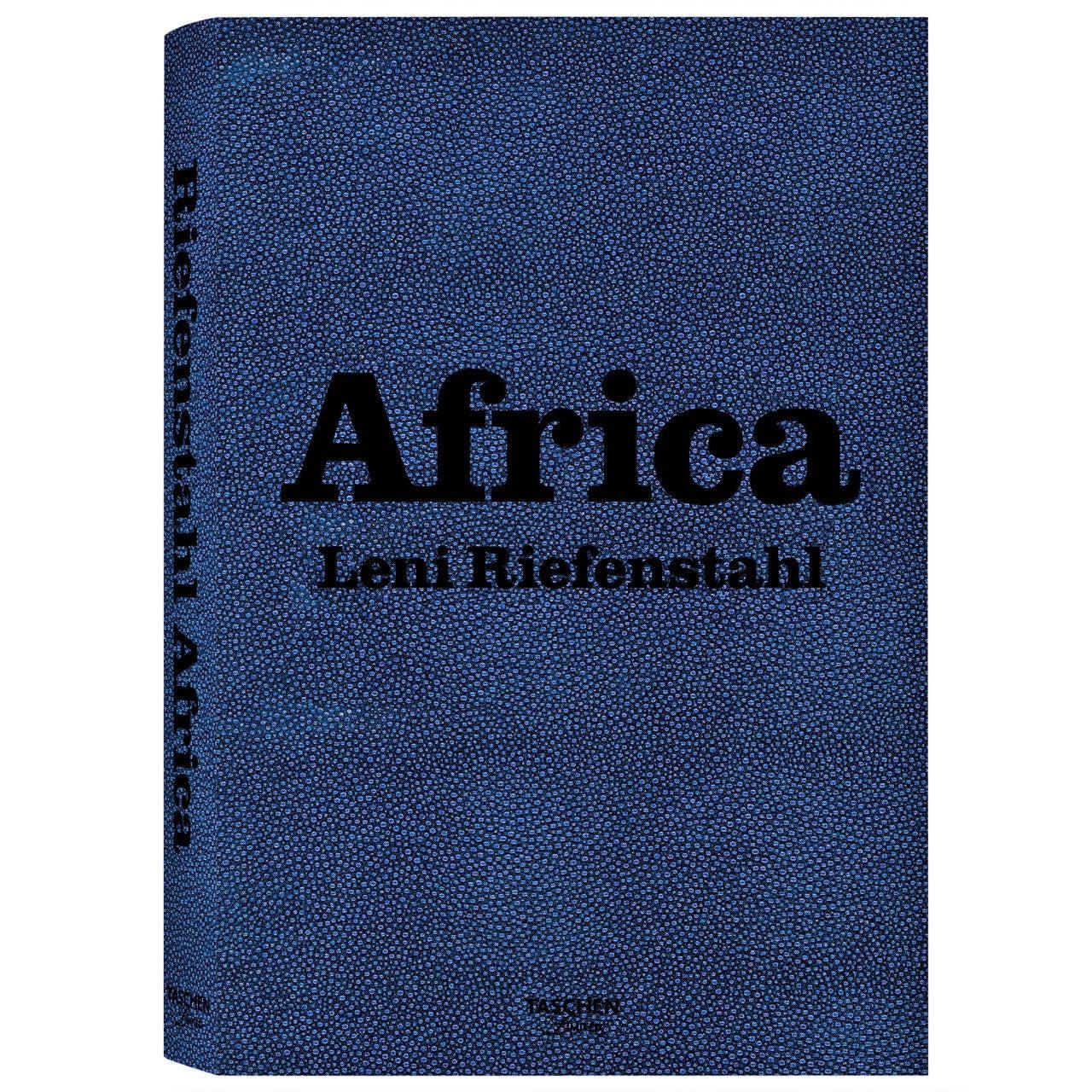 Leni Riefenstahl, Africa