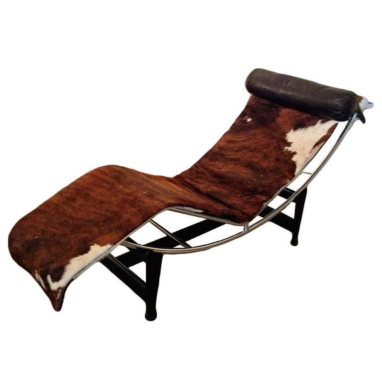 Design Lounge Chair by Le Corbusier Jeanneret Perriand