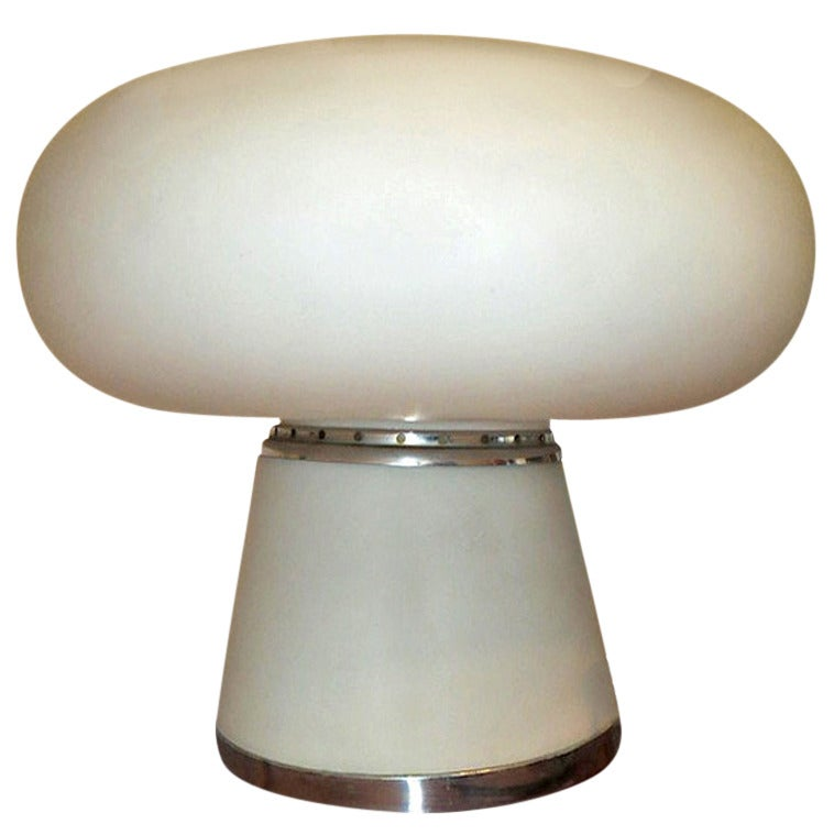 Table Lamp, Designed By Fontana Arte at 1stdibs