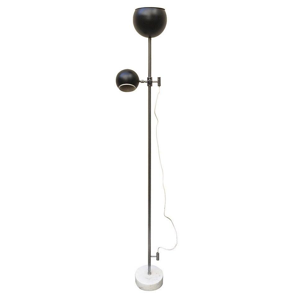 Floor Lamp Designed by Oluce