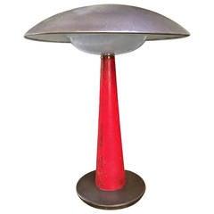 Rare Table Lamp Designed by Stilnovo, 1950