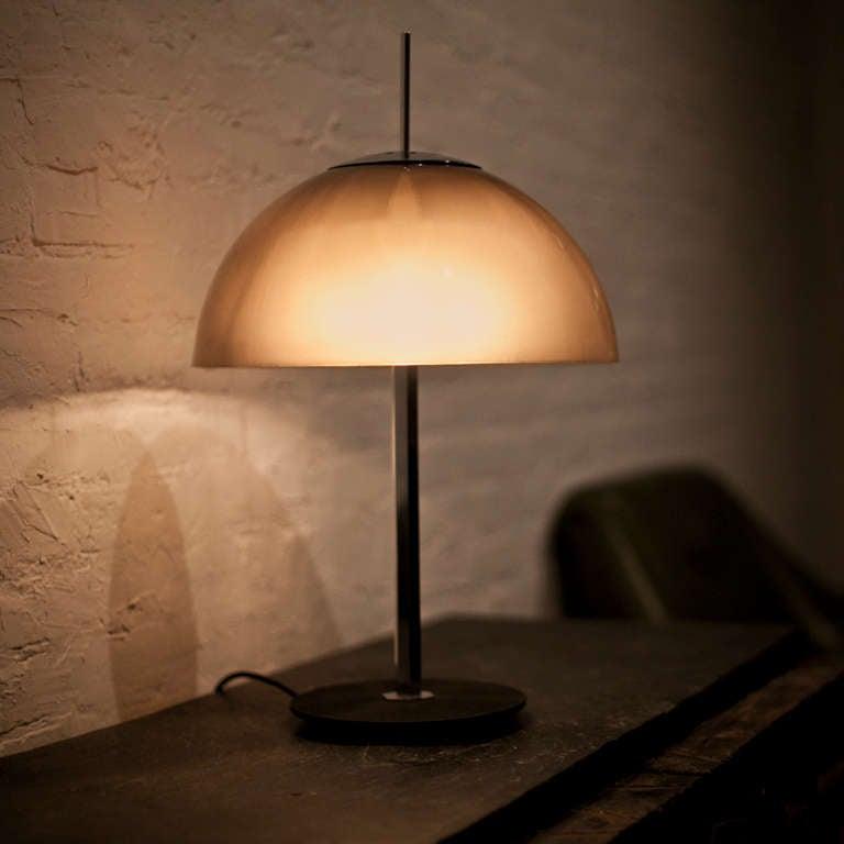 Italian Table Lamp 584/g by Gino Sarfatti For Sale