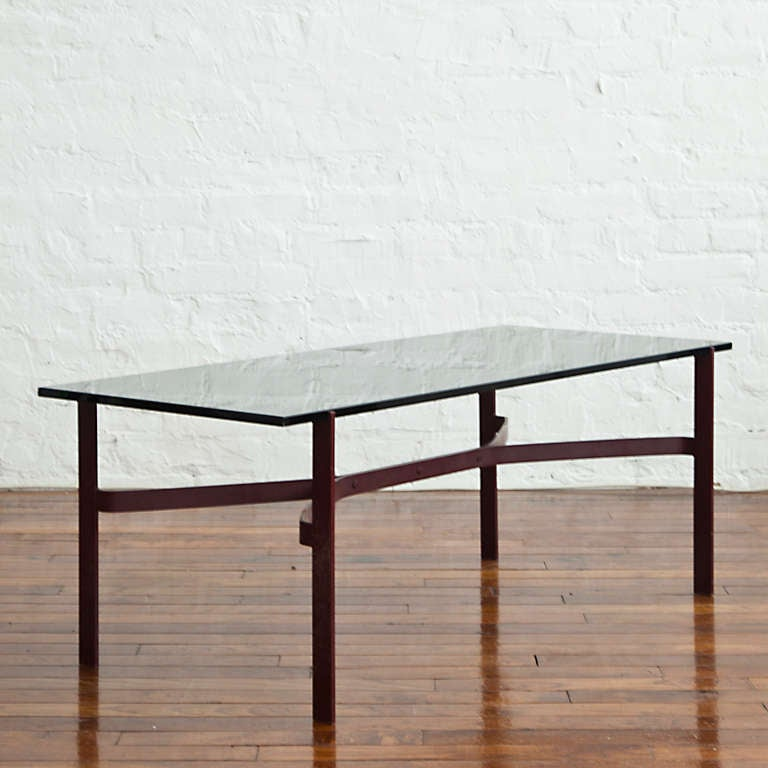 Italian Coffee Table by Fontana Arte For Sale