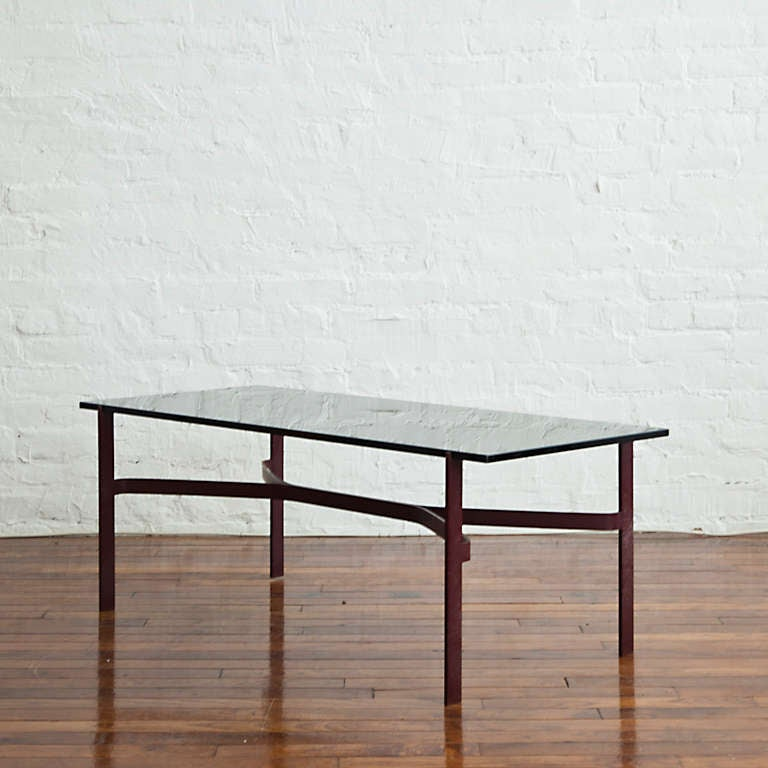 Mid-20th Century Coffee Table by Fontana Arte For Sale
