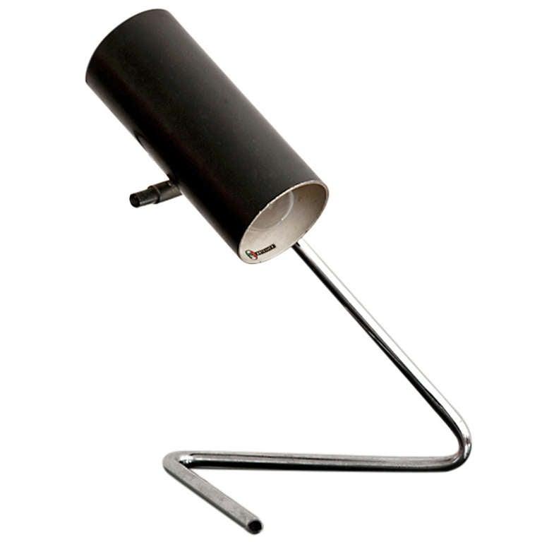 Table/Wall Lamp 551/31b by Gino Sarfatti at 1stdibs