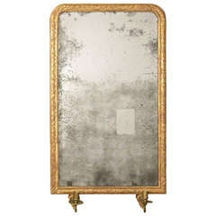 Queen Anne Gilt Mirror