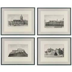 Framed Prints of Edinburgh Landmarks