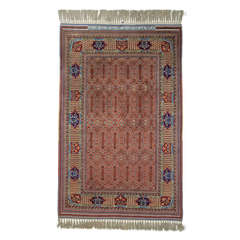 Hereke Pure Silk Rug