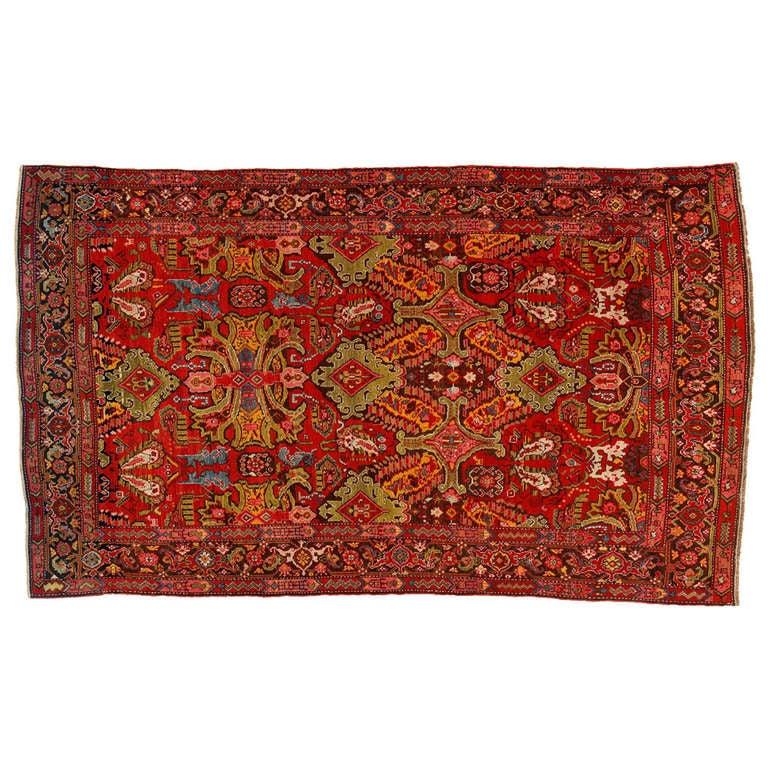 Armenian Antique Rugs: Antique Karabagh Rug For Sale At 1stdibs