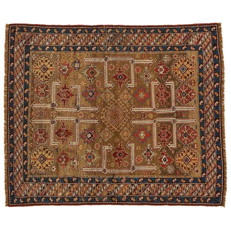 Antique Shirvan Rug For Sale At 1stdibs