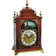 Bracket Clock by Benjamin Barber