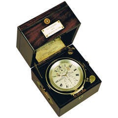 Two-Day Marine Chronometer by Reid and Sons