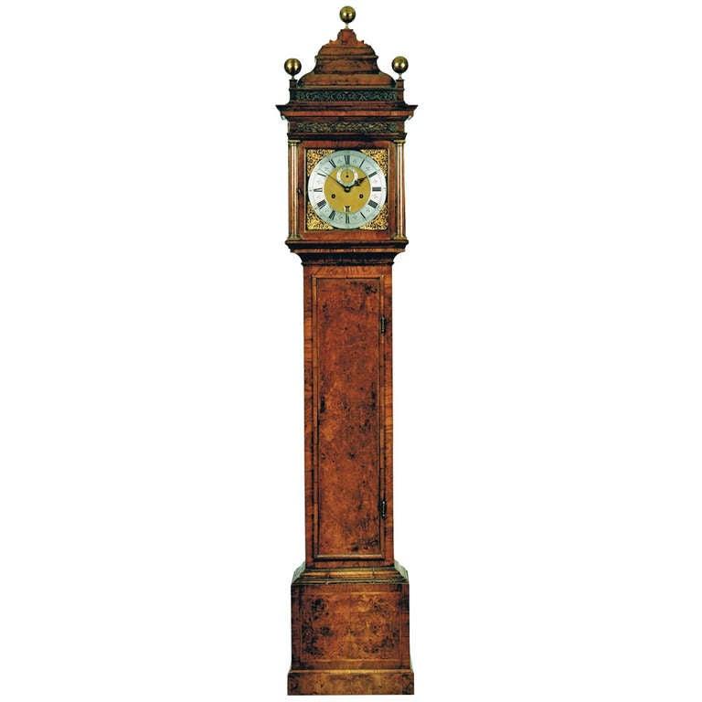 Longcase Clock By Daniel Quare At 1stdibs