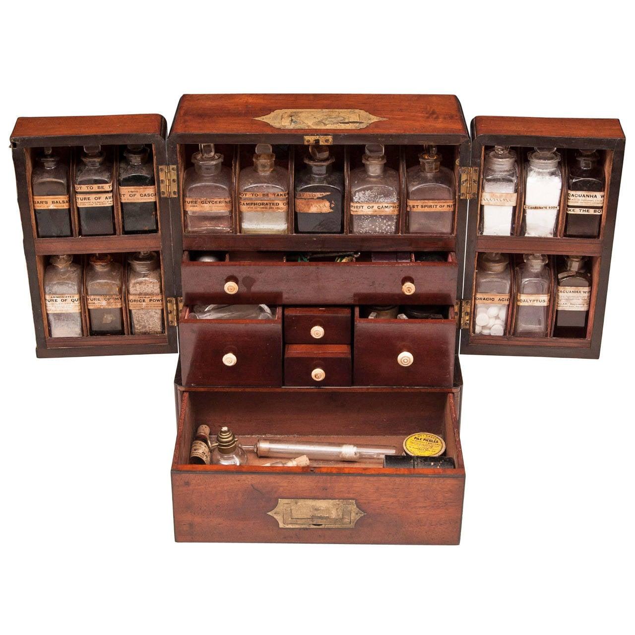 Round Medicine Cabinet