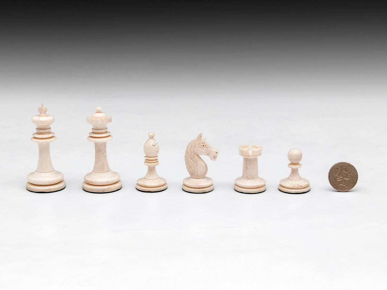 Antique chess set at 1stdibs - Collectible chess sets ...