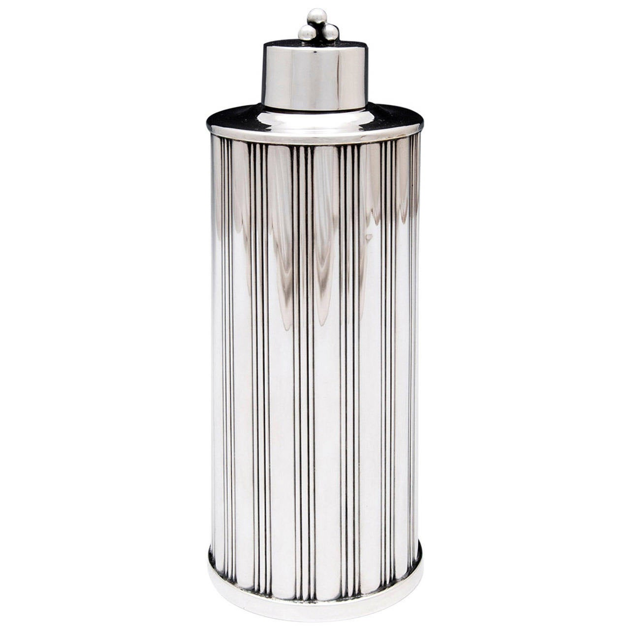 art deco cocktail shaker at 1stdibs