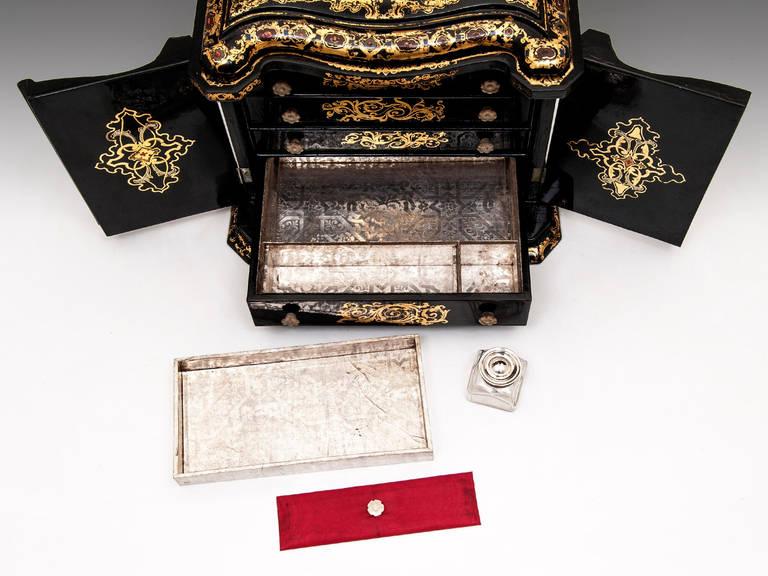 Papier Mâché Cabinet 9