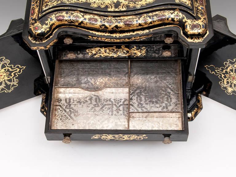 Papier Mâché Cabinet 10