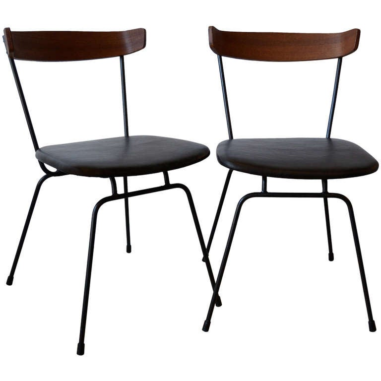 1950 S Clifford Pascoe Dining Chairs At 1stdibs