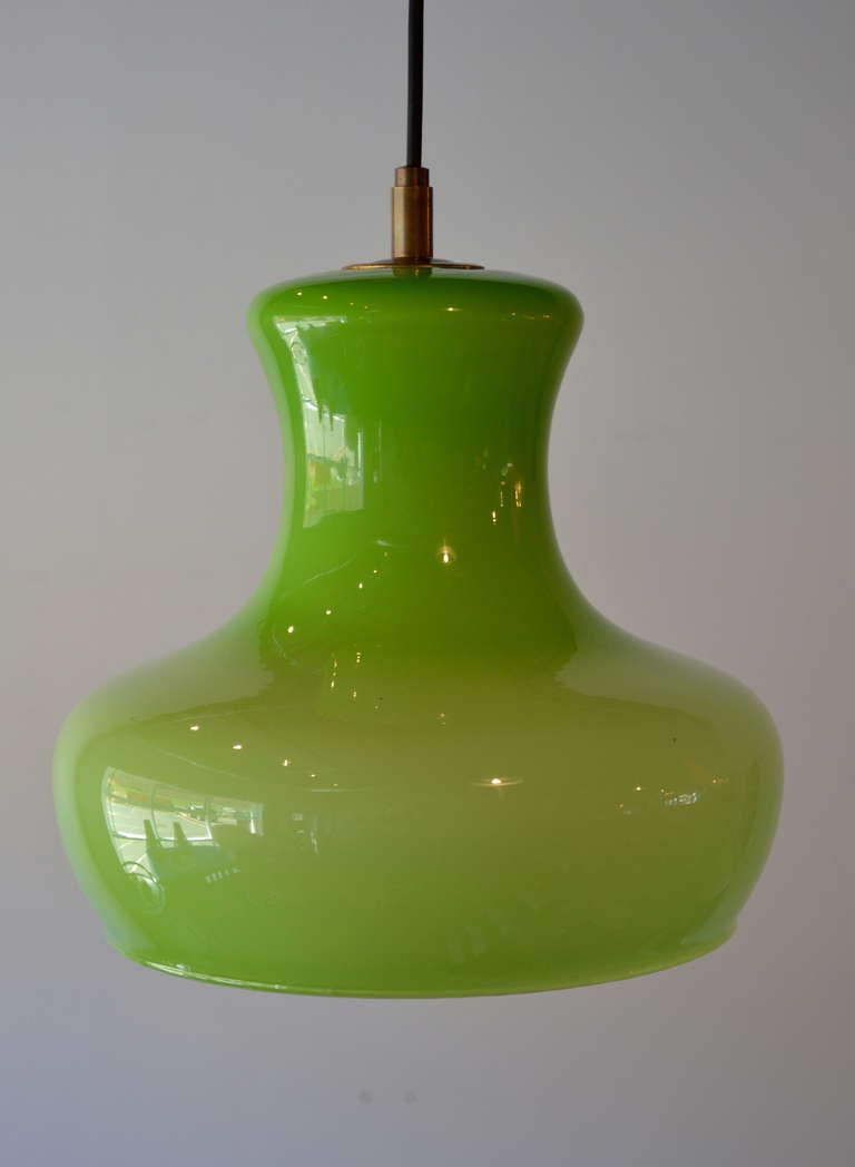green glass pendant lighting. mid century modern murano glass pendant light 2 green lighting 0
