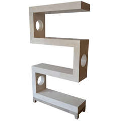 Sculptural Etagere/Display Piece by Maitland Smith
