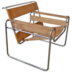 Knoll Wassily Chair By Marcel Breuer