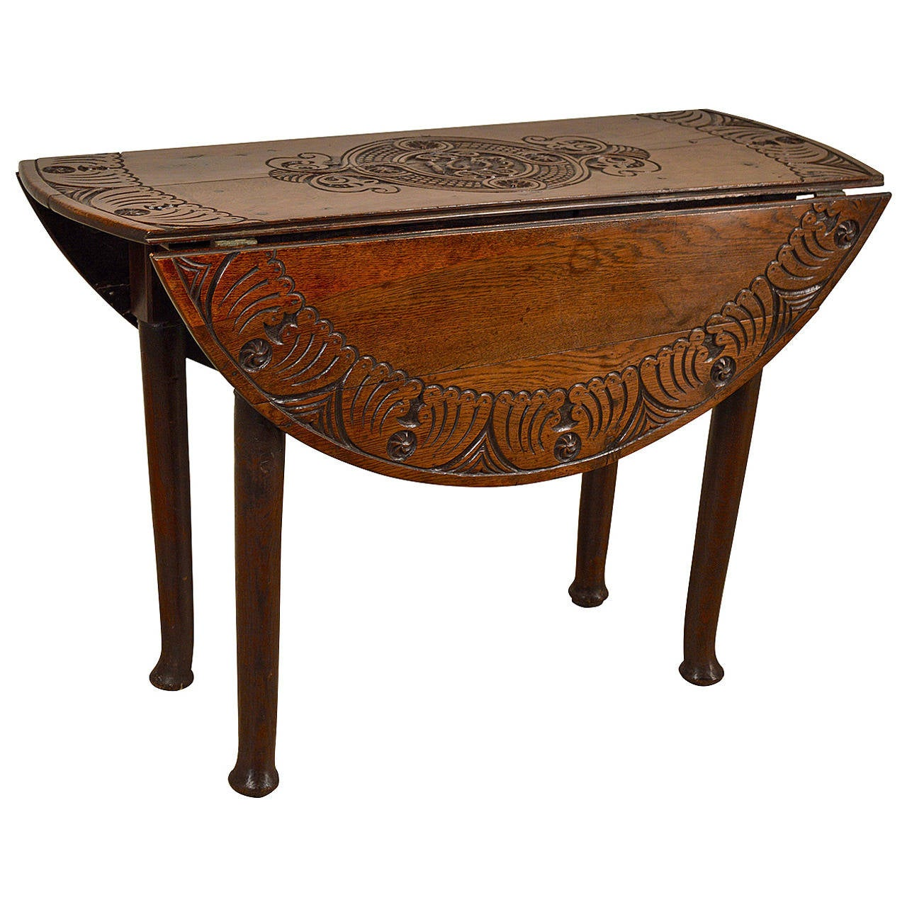 Gate leg table dated 1653 at 1stdibs for Gatehouse furniture