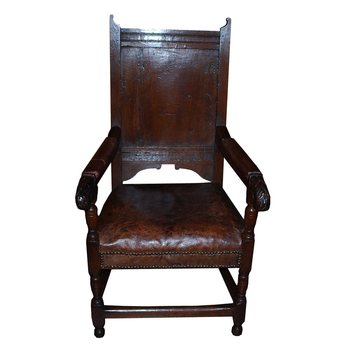 18th century oakwood armchair ladychair for sale at 1stdibs for Oakwood furniture