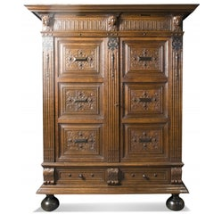 Dutch Renaissance Cabinet
