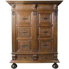 Dutch Renaissance Cabinet
