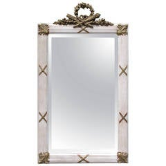 20th c. French Mirror