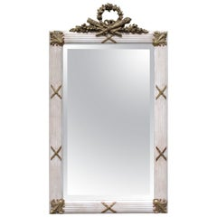 20th Century French Mirror