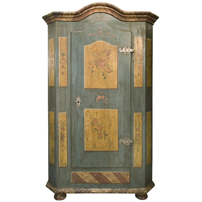 19th century bohemian cabinet for sale at 1stdibs for 19th century kitchen cabinets