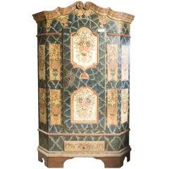 19th Century Bohemian Cabinet