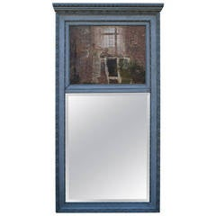 20th Century Trumeau Mirror