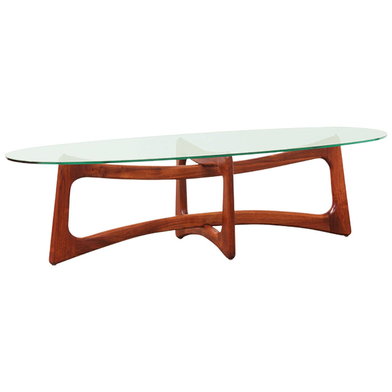 Adrian Pearsall Model 2454 Tgo Coffee Table For Craft