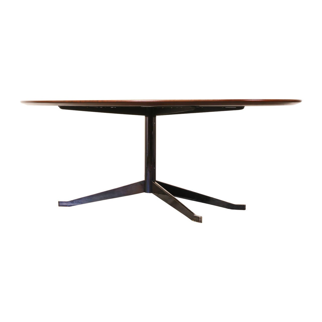 Florence Knoll Oval Dining Table or Desk at 1stdibs