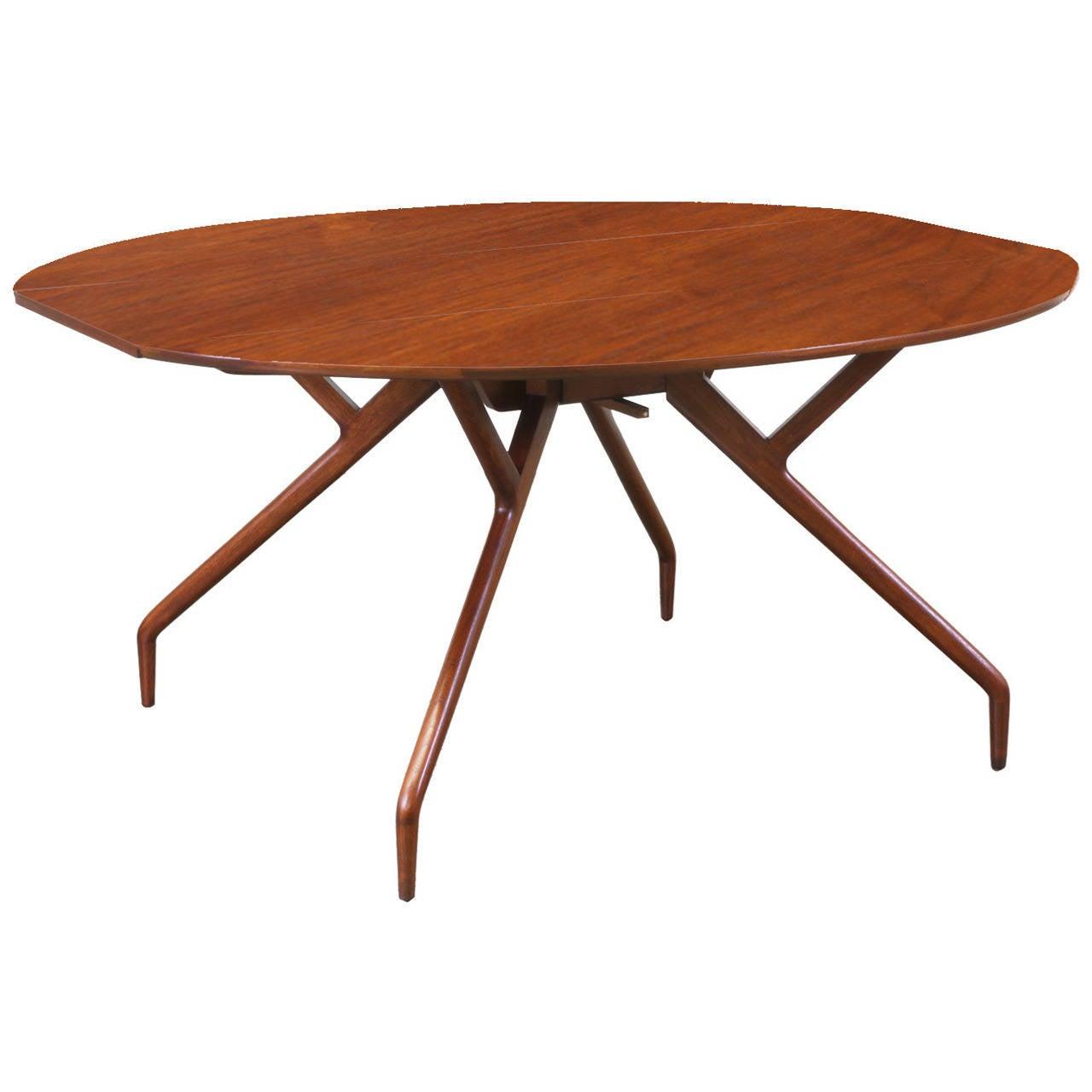 Greta m grossman spider dining table for glenn of california greta m grossman spider dining table for glenn of california 1 geotapseo Gallery