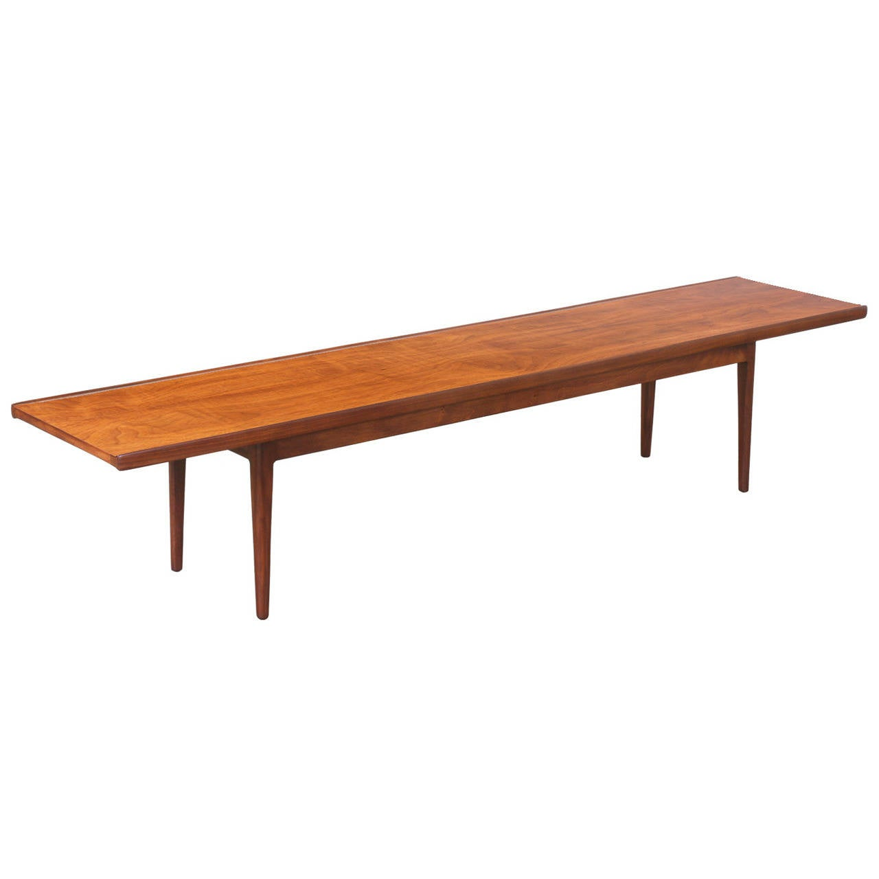 Stewart Mcdougall And Kipp Stewart Bench Coffee Table For Drexel At 1stdibs