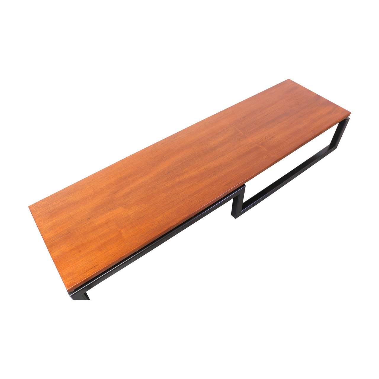 "Michael Taylor ""New World"" Low Profile Coffee Table For"