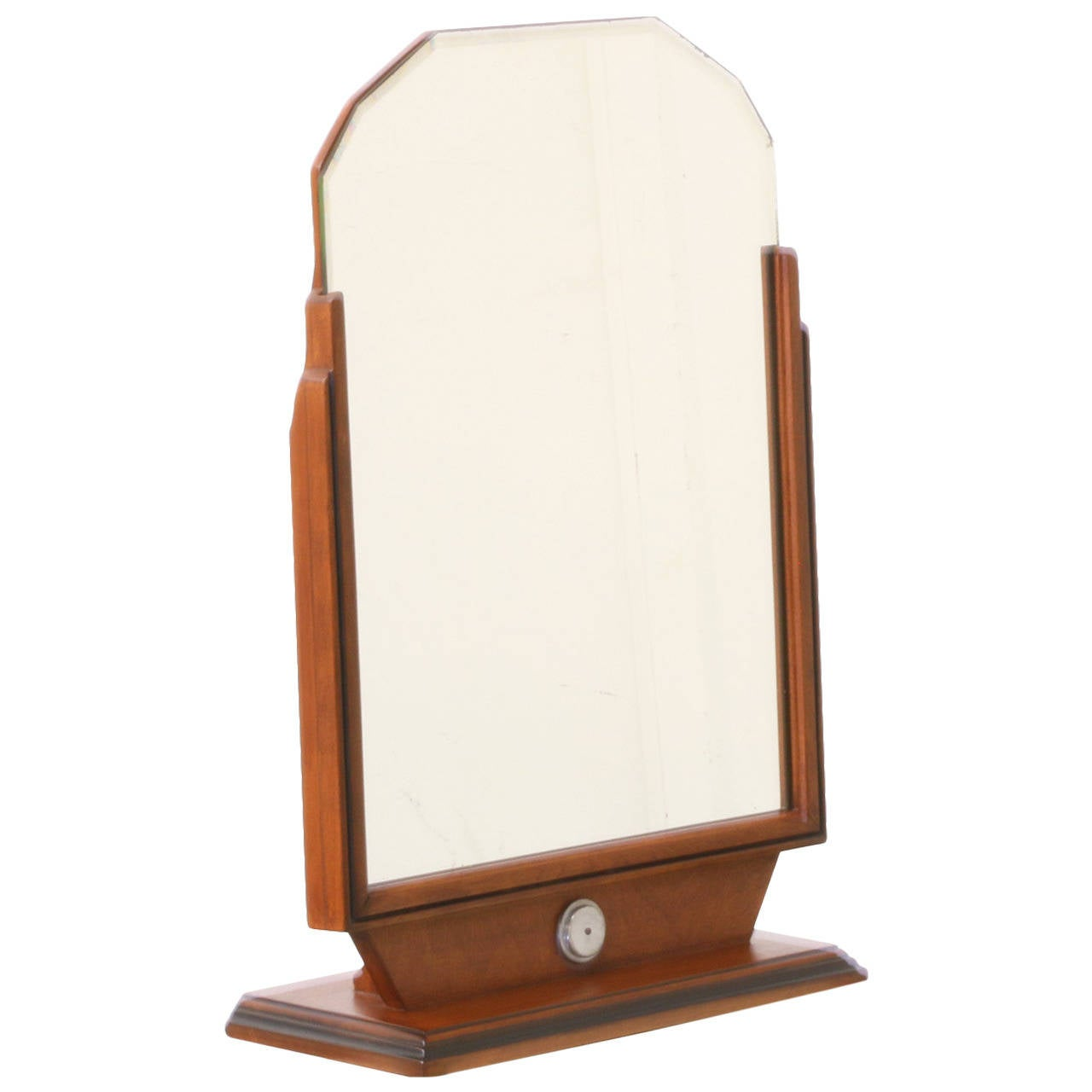 Art Deco Vanity Mirror At 1stdibs