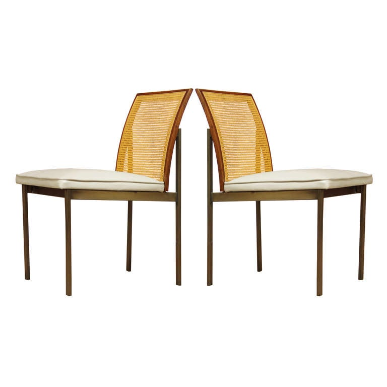 mid century dining chairs by paul mccobb at 1stdibs
