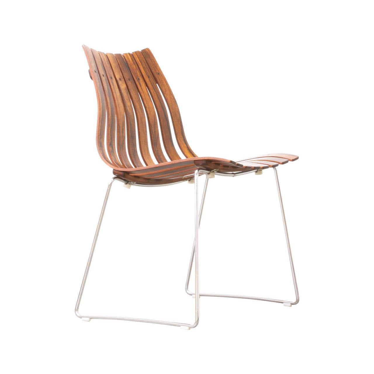 Hans brattrud scandia rosewood chair for hove mobler at for Furniture hove