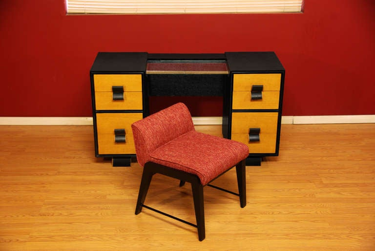 Herman Miller Vanity Set by Gilbert Rohde 2