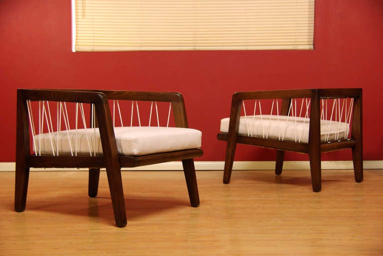 Drexel Quot Precedent Quot Easy Lounge Chairs By Edward J Wormley