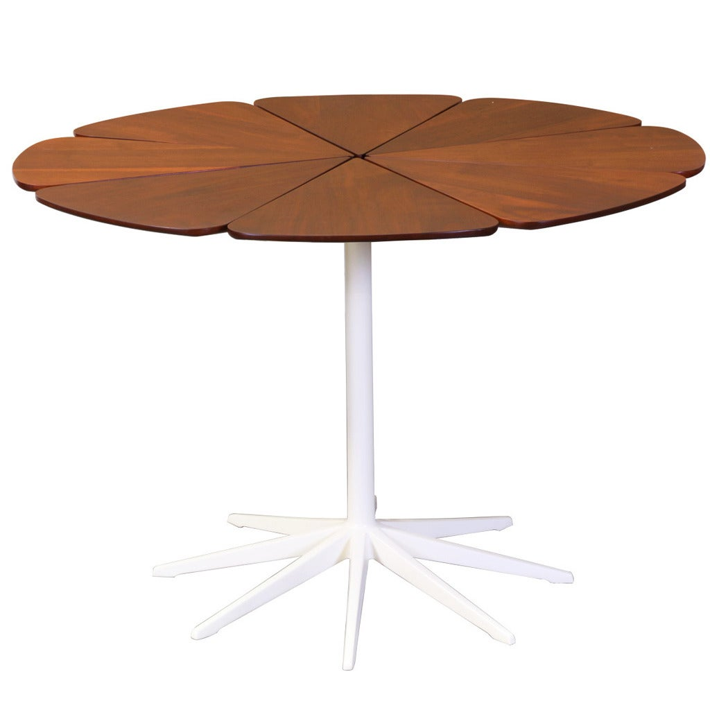 richard schultz petal dining table for knoll for sale at 1stdibs