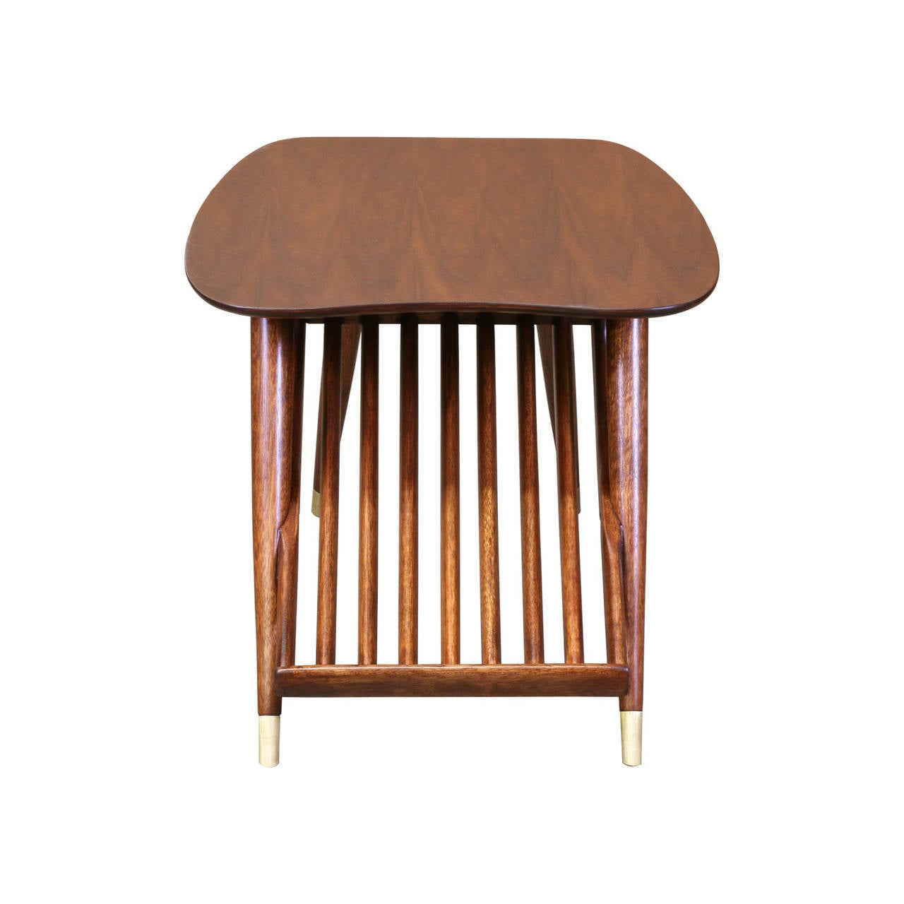 Mid century magazine side tables by ace hi for sale at 1stdibs for Mid century modern furniture hawaii