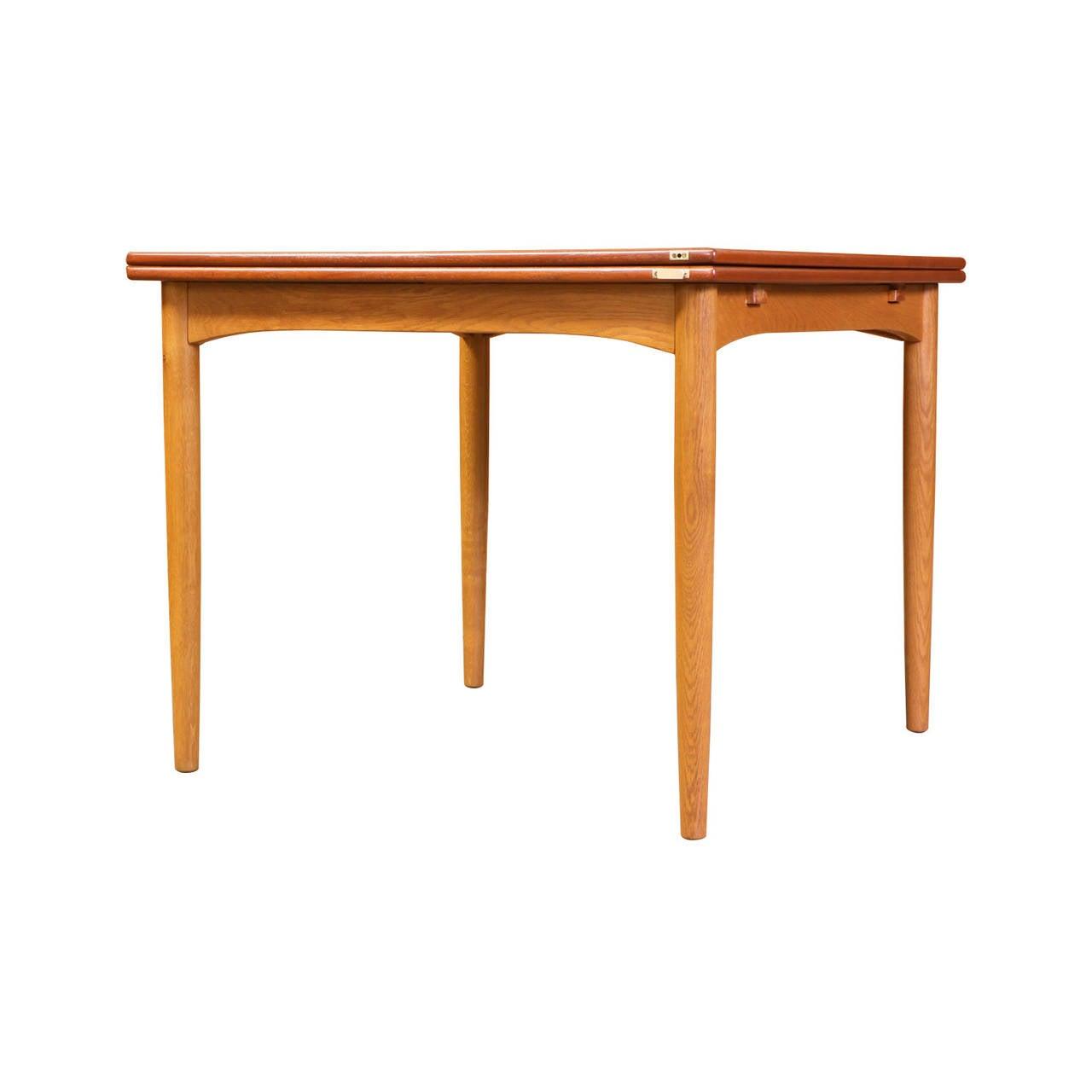 B Rge Mogensen Flip Top Dining Table For Soborg Mobelfabrik For