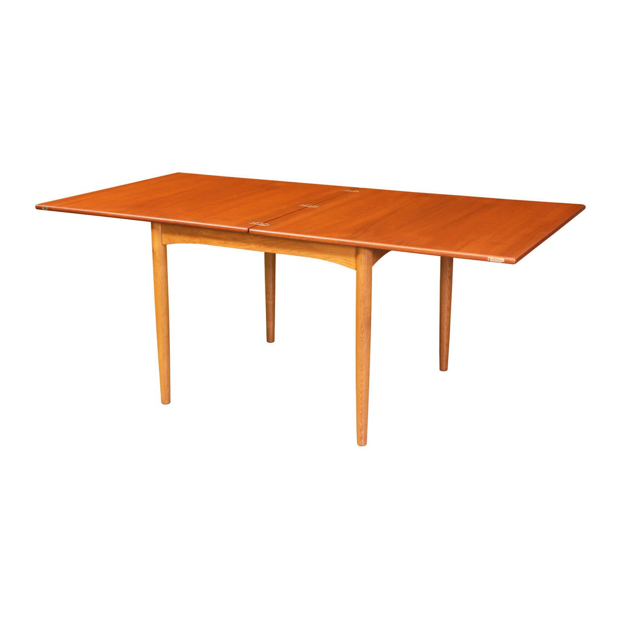 B Rge Mogensen Flip Top Dining Table For Soborg Mobelfabrik For