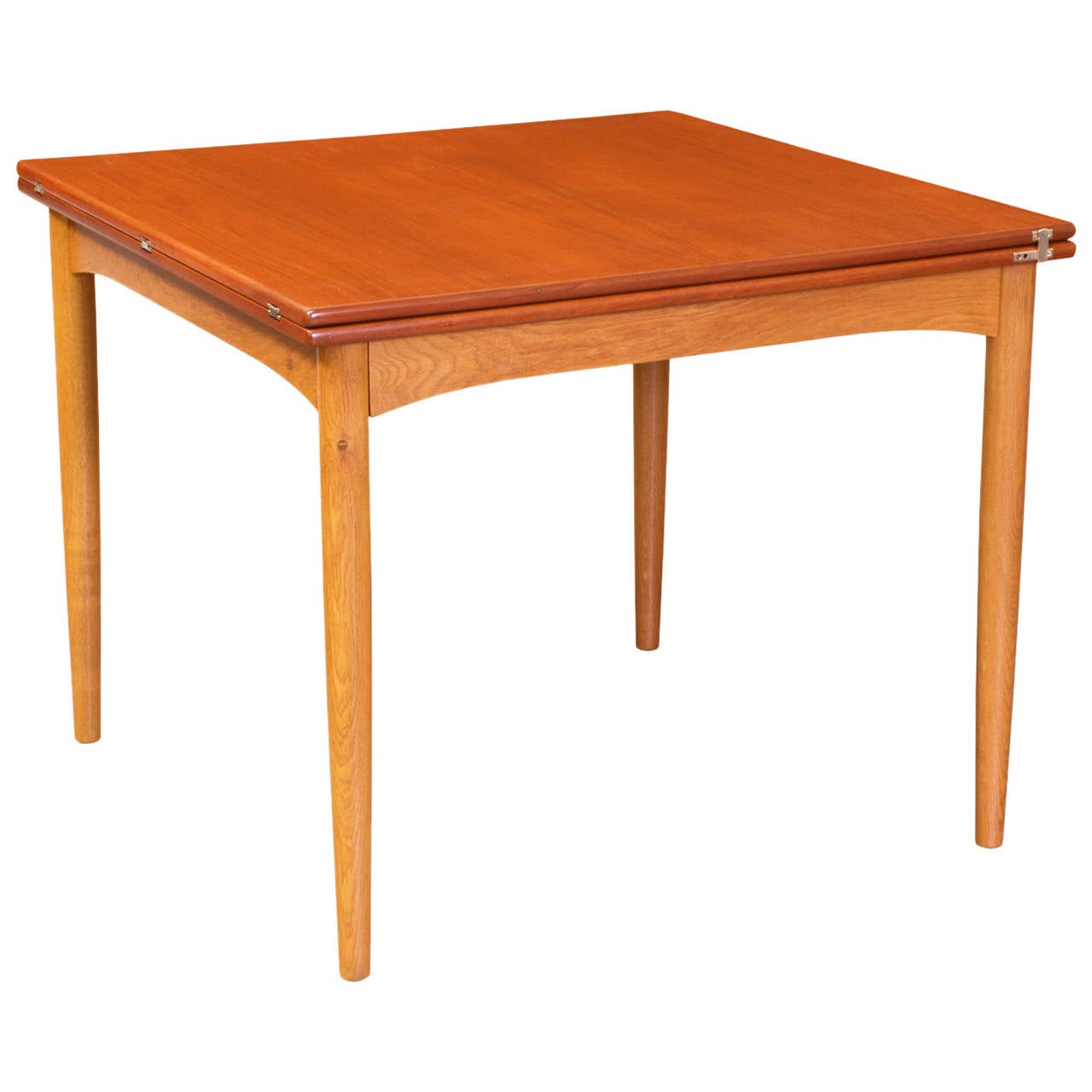 B Rge Mogensen Flip Top Dining Table For Soborg Mobelfabrik At